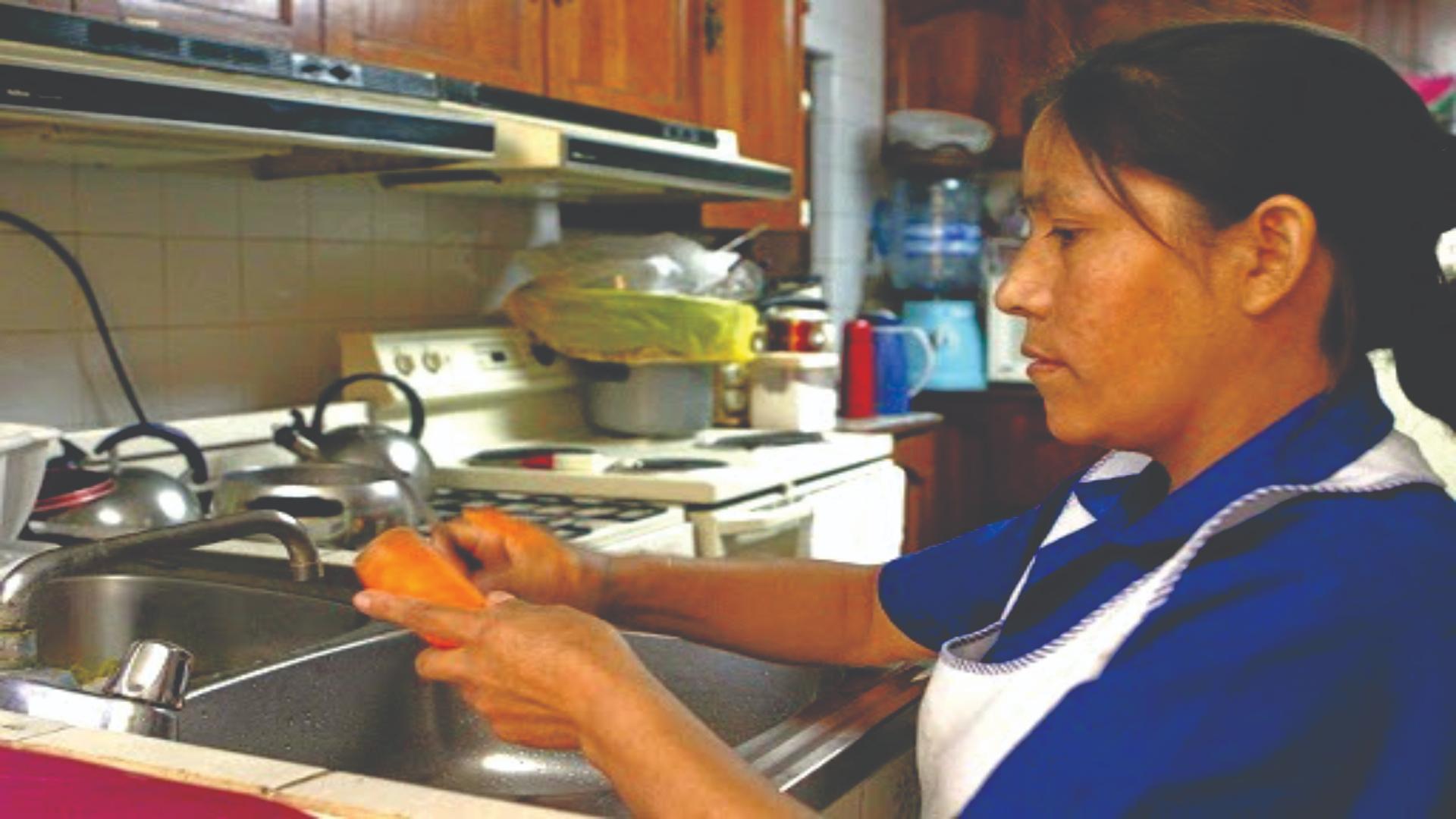 Evita estos detalles a la hora de buscar una trabajadora del hogar por internet.