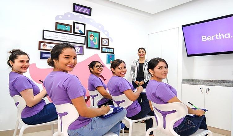 Bertha: es una plataforma peruana, una forma de modernizar las agencias de empleos